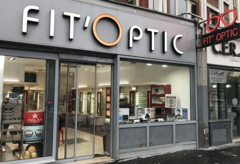FIT'OPTIC – veliki popust naočara za vid i sunce u Parizu