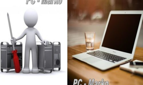 Servis svih vrsta kompjutera – PC Marko