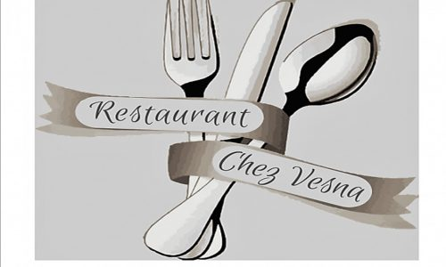 "Le restaurant ""Chez Vesna"""
