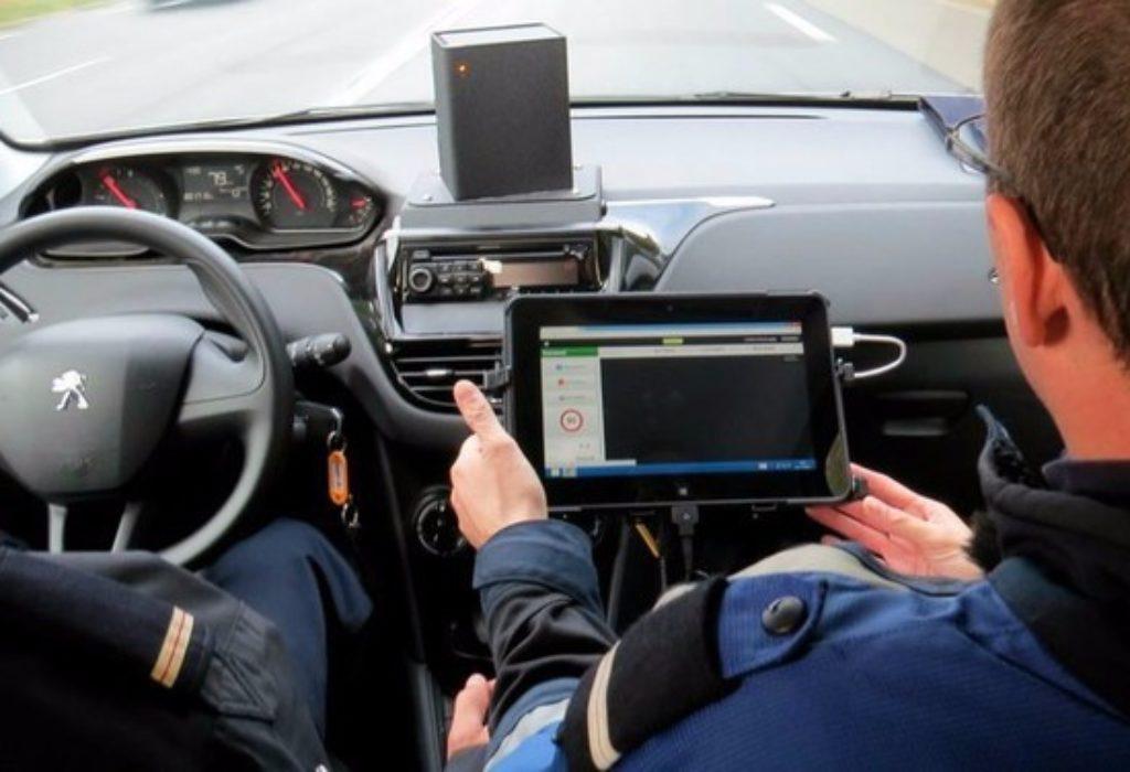 """Pariz : Automobil-radar """"uslikao"""" preko 300 automobila za 4h"""
