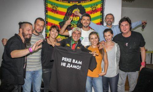 (VIDEO) Manu Chao à Stara Planina fait une vraie performance