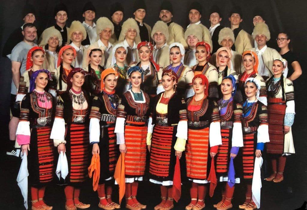 Pariz : «Biseri» organizuju «Jesenje veče folklora»