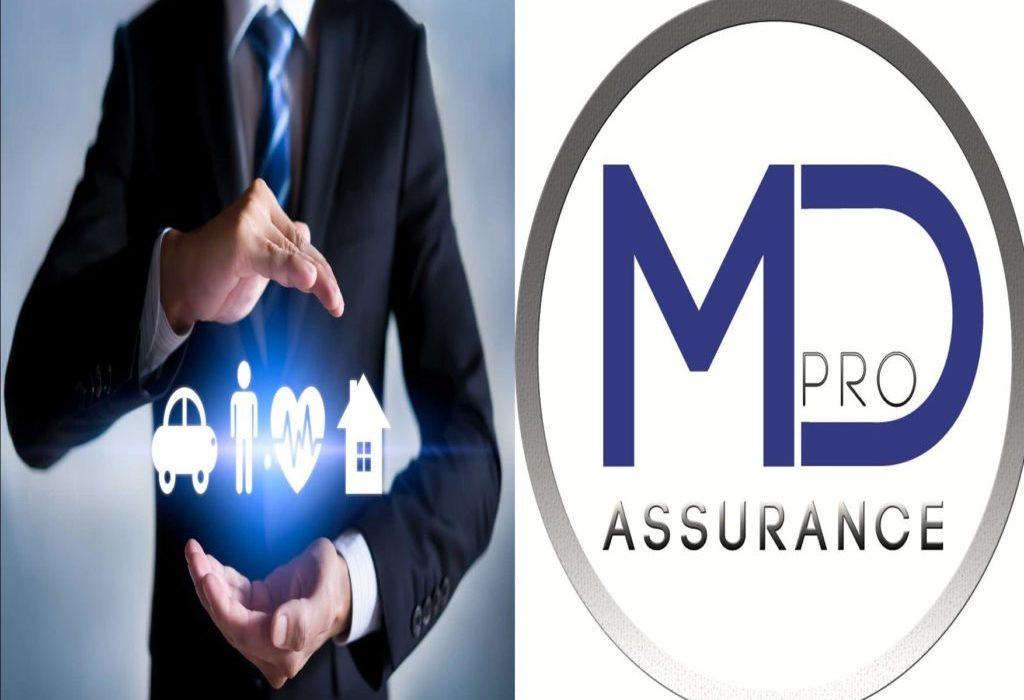 MD PRO Assurance – sve vrste osiguranja u Francuskoj