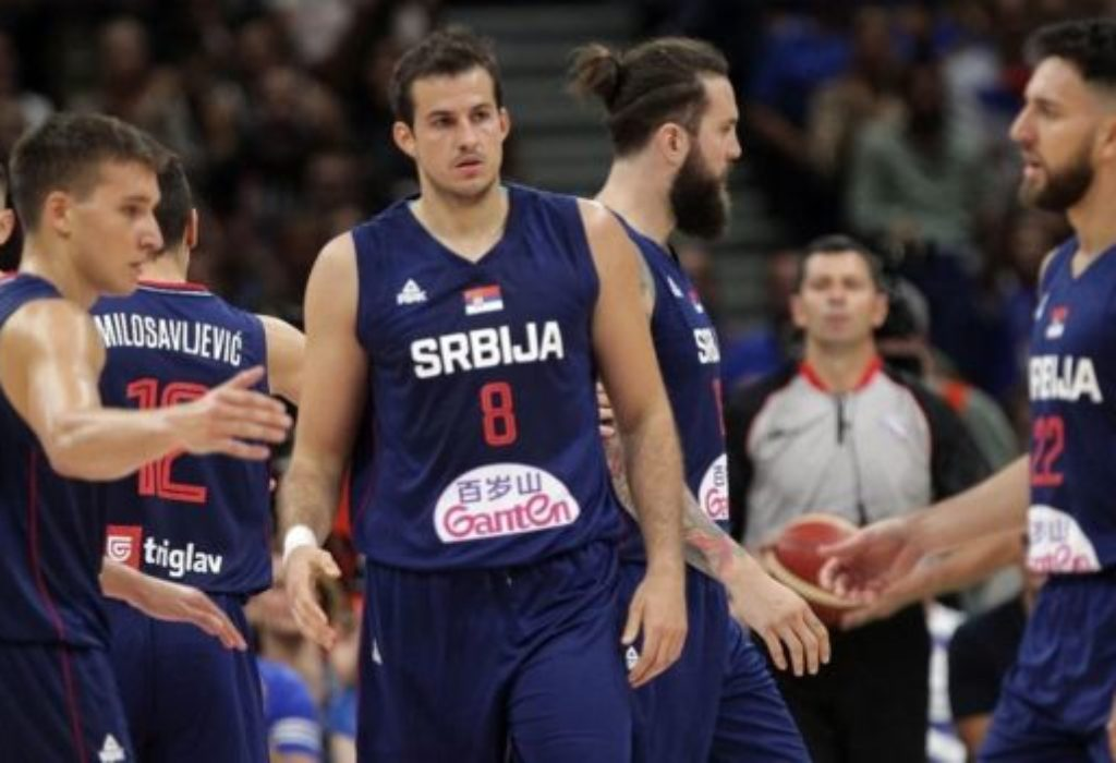 Igor Kokoskov est le nouveau coach de la Serbie