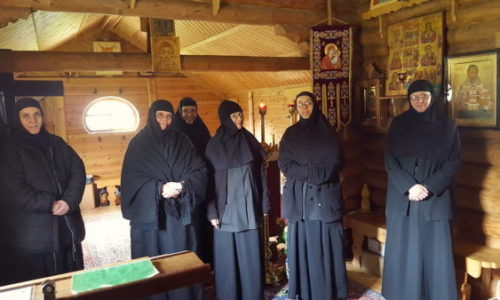 Monastère orthodoxe serbe de Bois Salair