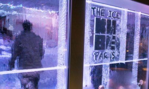 """(VIDEO)Pariz : jedinstveni """"Ledeni kafić"""""""