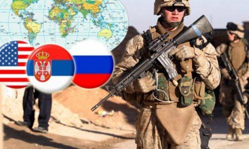 Amerika kažnjava Srbiju zbog vojne saradnje sa Rusijom