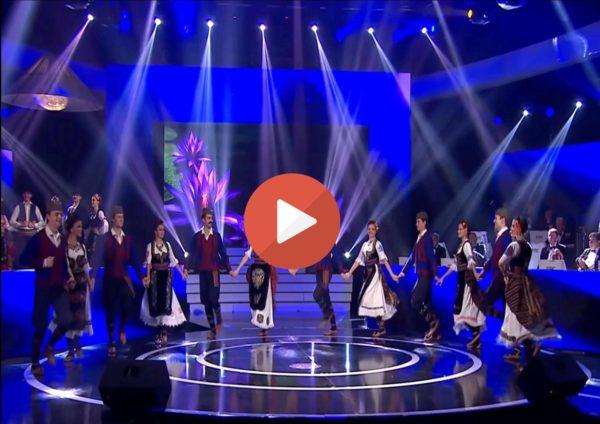 (VIDEO) «KOLO» – dense traditionelle serbe comme vous l'avez jamais vu