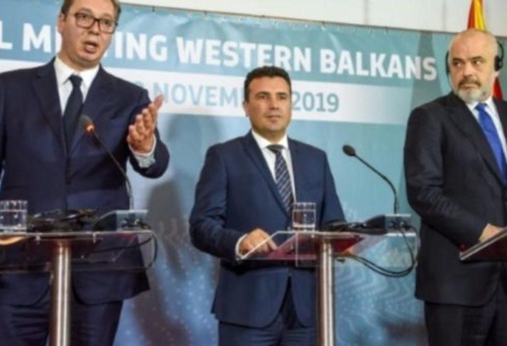 La Serbie crée «mini Schengen» avec l'Albanie et la Macédoine du Nord