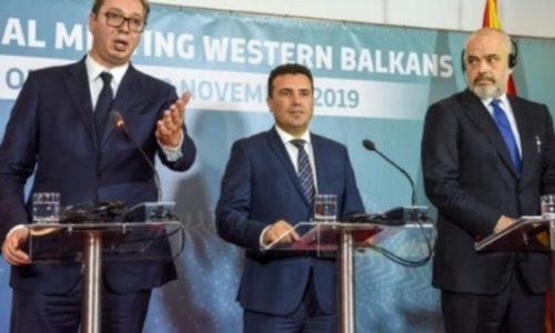 """La Serbie crée """"mini Schengen"""" avec l'Albanie et la Macédoine du Nord"""