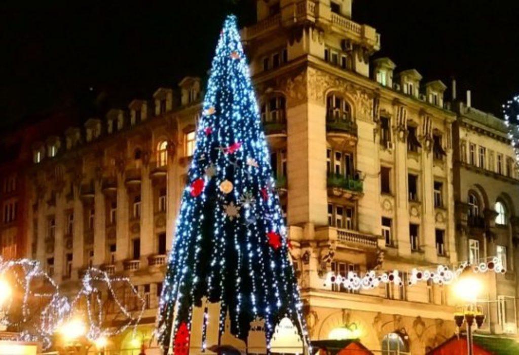 (PHOTO)Noël à Belgrade, une très bonne idée