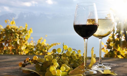 Čaša vina deluje na srce kao sat vreme sporta