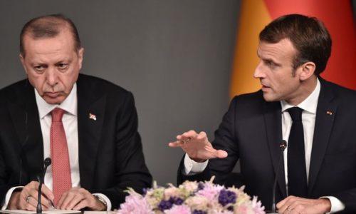 Erdogan : Makronov pogled pokazuje njegovo bolesno i plitko razumevanje