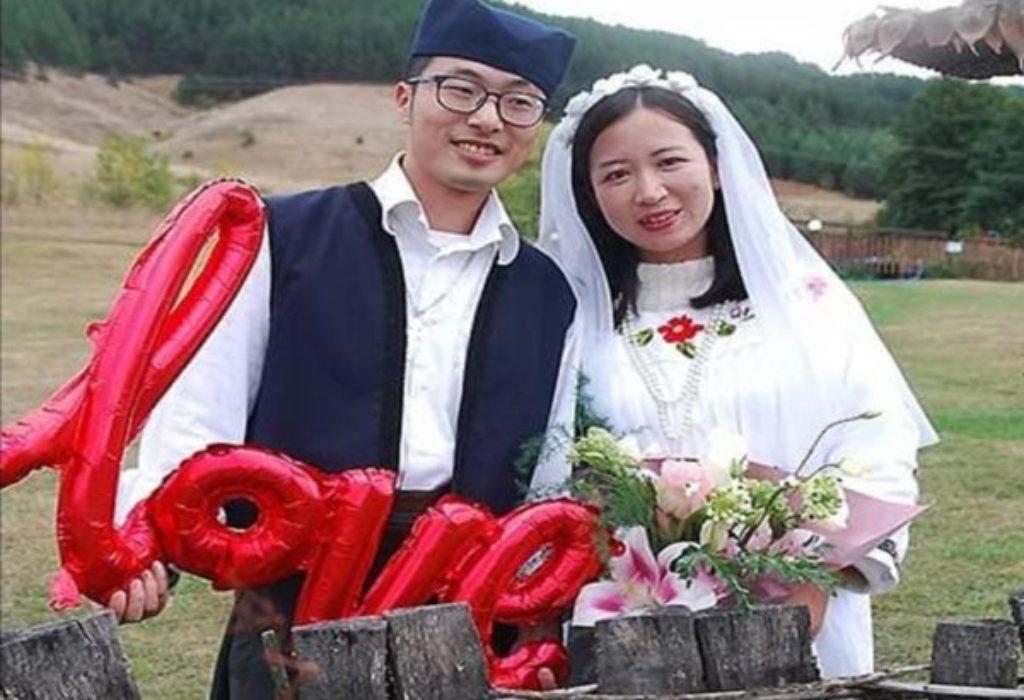 Les touristes chinois et leurs mariages typiquement serbe
