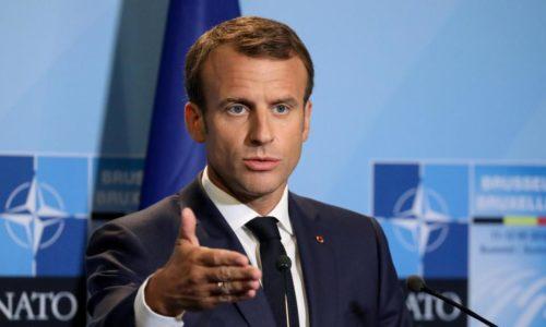 """Macron : La Bosnie est """"bombe à retardement » qui fait « fait tic-tac à côté de la Croatie »"""