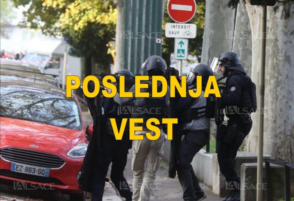 (VIDEO i FOTO) Francuska : Taoci u školi. Policija na licu mesta