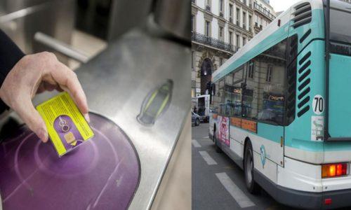 Pariz : Veliki popust za prevoz za sve preko 62 godine