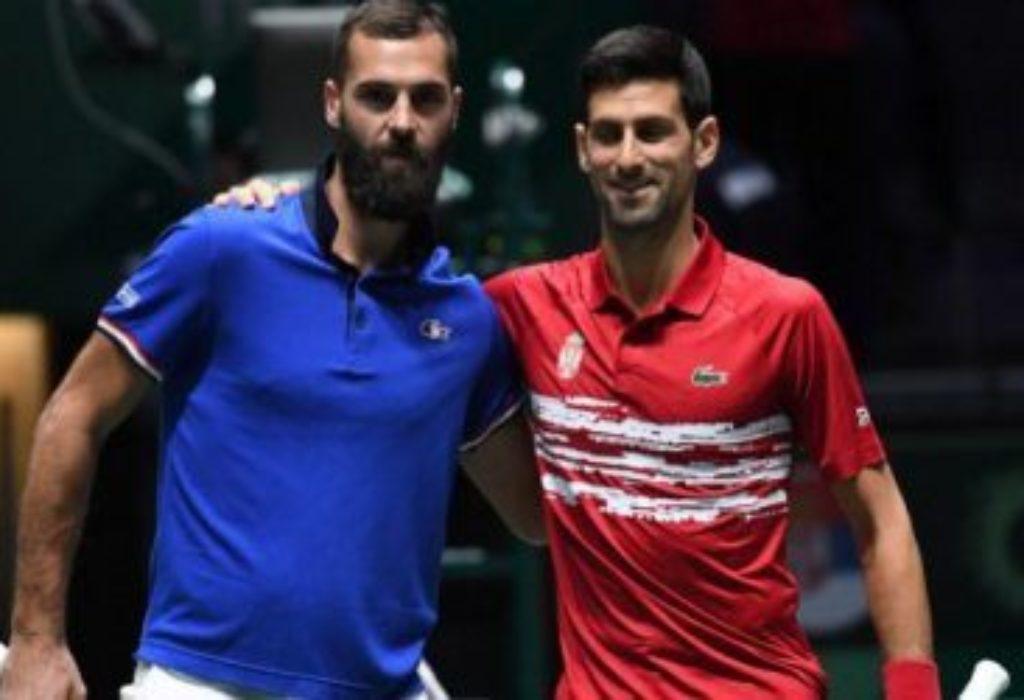 La Serbie bat la France et se qualifie pour les quarts de finale de cette Coupe Davis