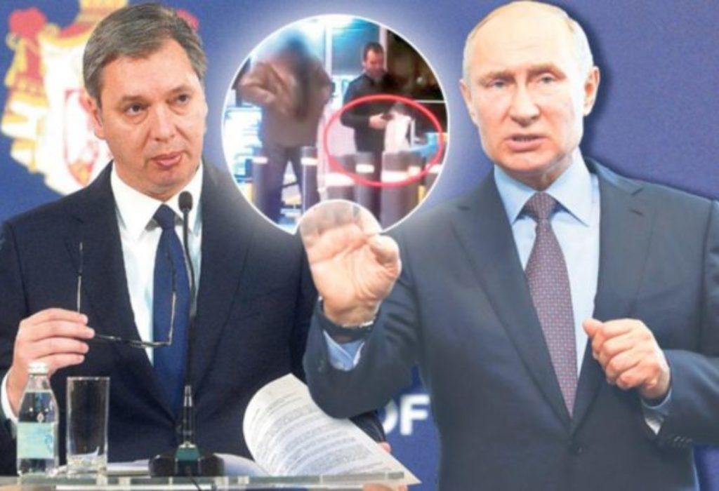 (VIDEO)L'espionnage en Serbie. La Russie impliquée?