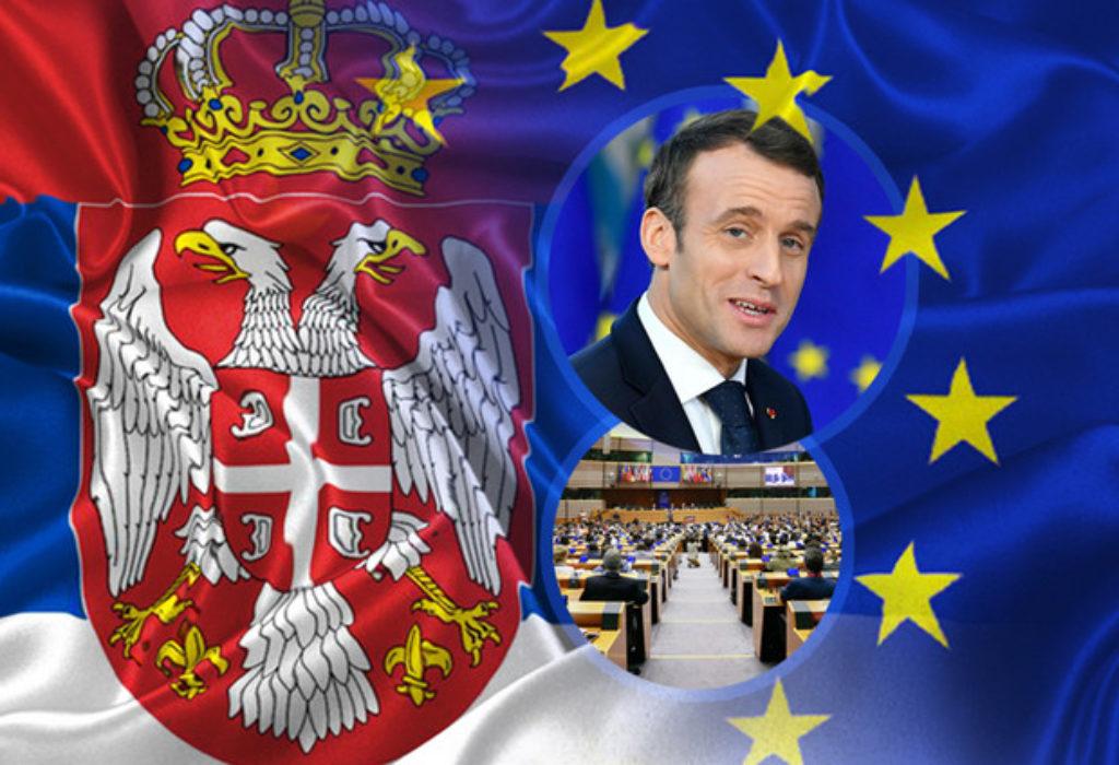 Francuska planira da Srbija dobije novac da ne uđe u EU