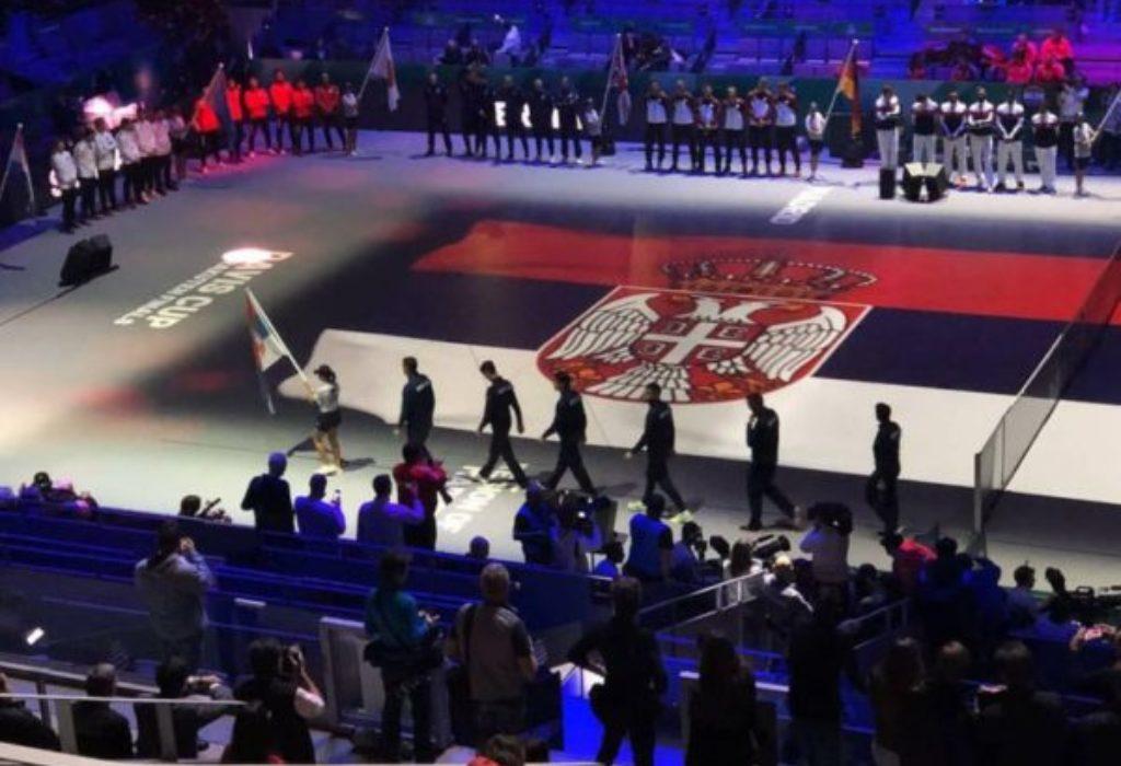 (VIDEO)SRBIJA preko Francuske u četvrtfinalu Dejvis kupa