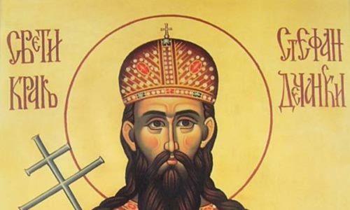 Srbi slave Stefana Dečanskog. Ovaj običaj donosi blagostanje porodici