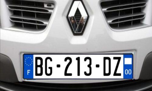 (FOTO)Francuz u Sarajevu doživeo šok samo zbog tablica na kojima piše BG