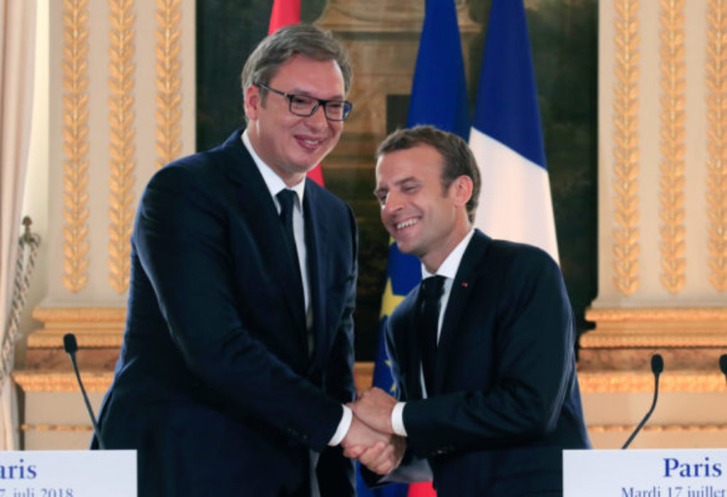 Vučić sutra stiže u Pariz. Da li Srbija postaje glavni saveznik Francuske na Balkanu?