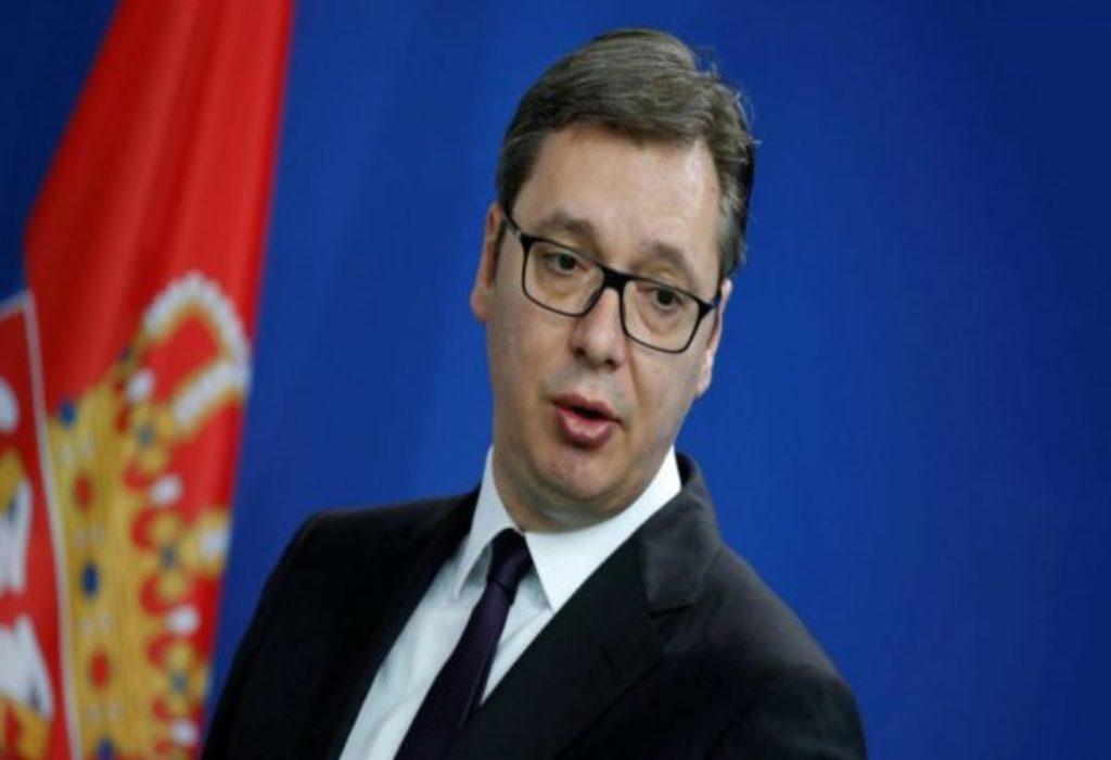 Le président serbe transféré à l'hôpital