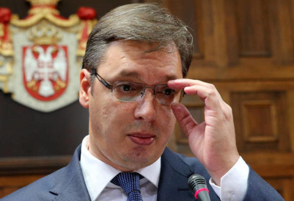 Le président serbe doit lever le pied, mais il va «un peu mieux»