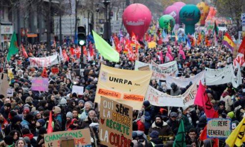 Sindikati : 10 decembra ponovo svi na ulicama