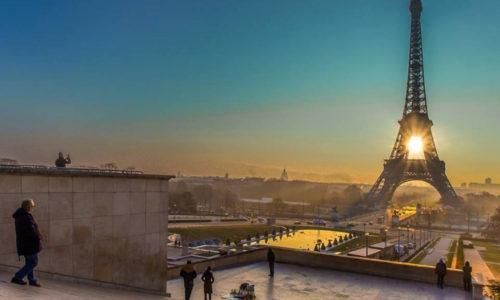 Pariz : Oseća se već zima. Ovakvo vreme vas čeka za ovaj vikend