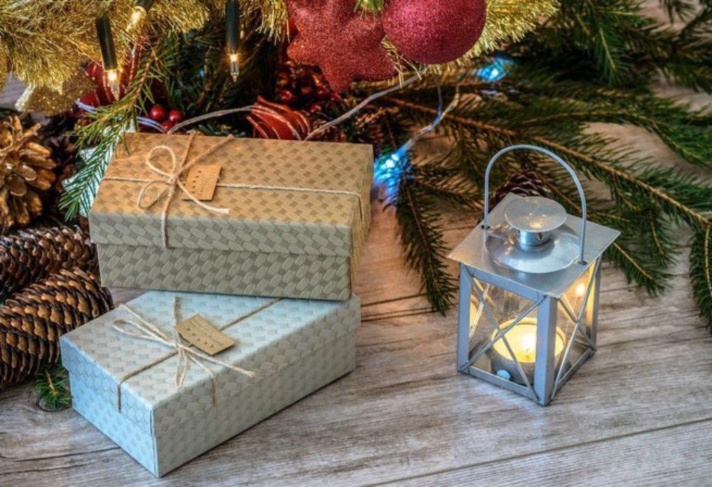 Cadeaux de Noël suisses pour les enfants serbes