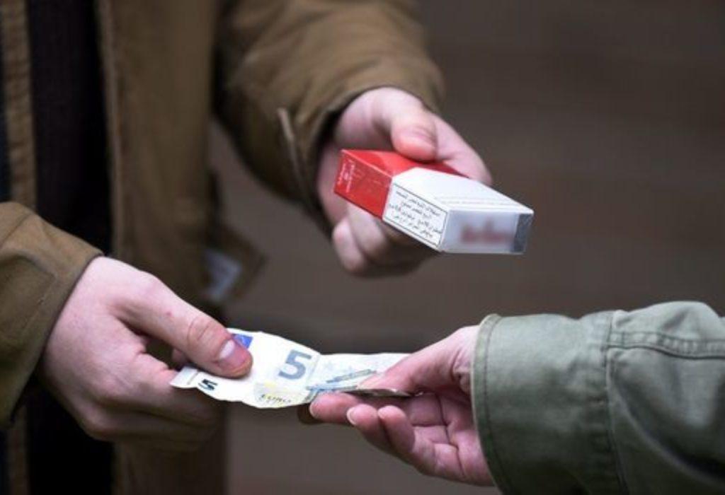 Francuska : Kazne za kupce švercovanih cigareta