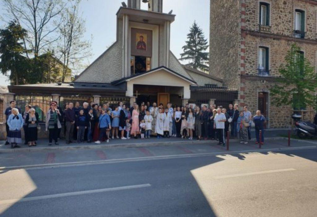 Obaveštenje crkve Sveta Petka iz Bondy