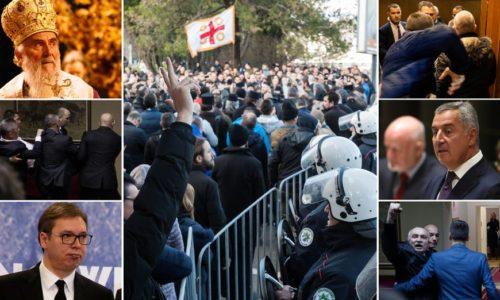 Osamdesetak istaknutih ličnosti sa Balkana osudilo Srbiju zbog Crne Gore