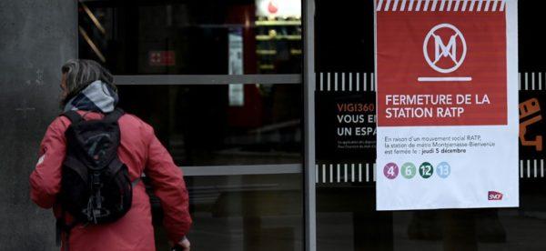 PARIZ : Štrajk se nastavlja i u četvrtak. Premijer se obratio narodu