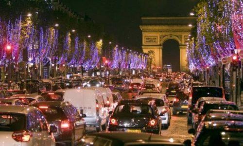 Pariz : Zbog štrajka gradskog prevoza ogromne gužve i na putevima