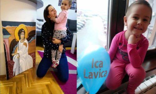 (VIDEO)PARIZ : Ivana stigla na lečenje. POTREBNA VAŠA POMOĆ