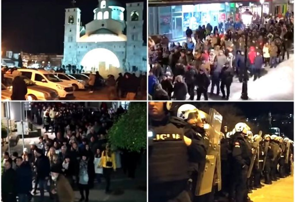 Au Monténégro, le pouvoir contre l'église orthodoxe