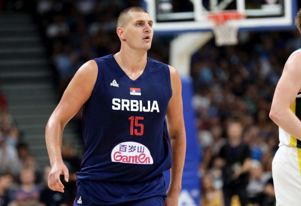 """(SERBIE)Nikola Jokic : """"Nous sommes l'une des meilleures équipes au monde et nous le montrerons très bientôt"""""""