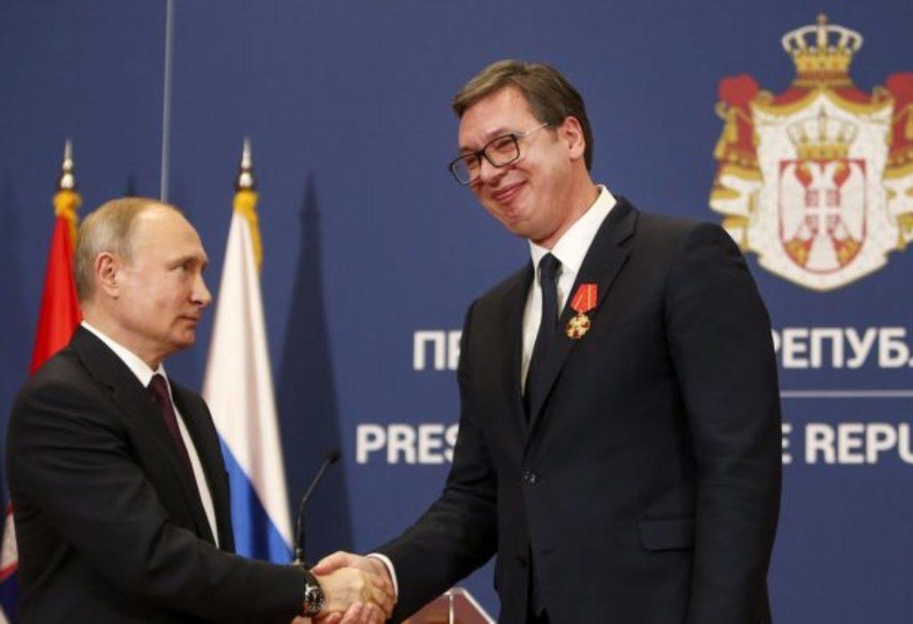 SERBIE : La Russie ou l'Occident? Cela peut être les deux?