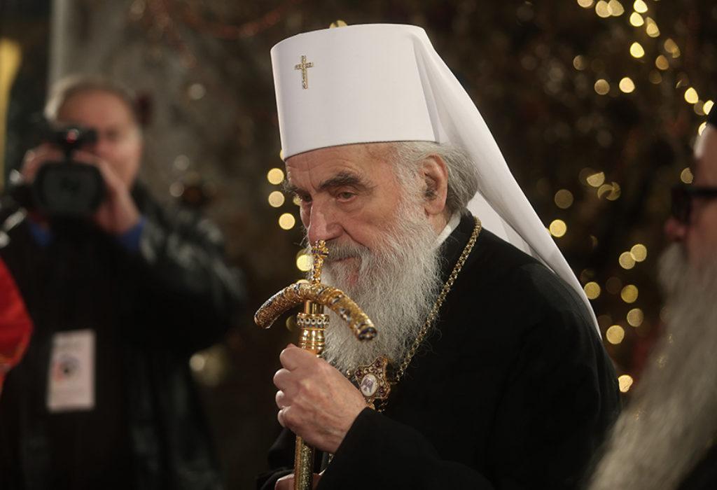 Patriarche de Serbie, Irénée, appelle à la cessation de la terreur exercée à l'égard de l'Église et du peuple au Monténégro