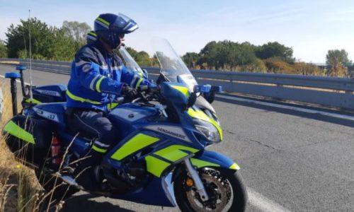 Francuska : Dvanaestogodišnji SRBIN vozio biciklu po autoputu