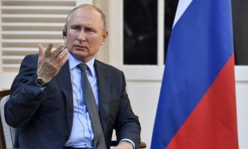 Putin : Nismo Francuska. Deca imaju oca i majku a ne roditelja 1 i roditelja 2