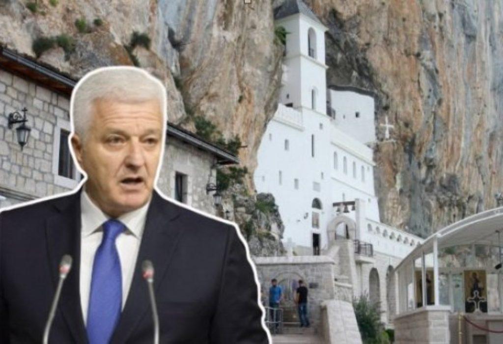 Ne diraj se za OSTROG. Crnogorski premijer izjavom uznemirio sve Srbe