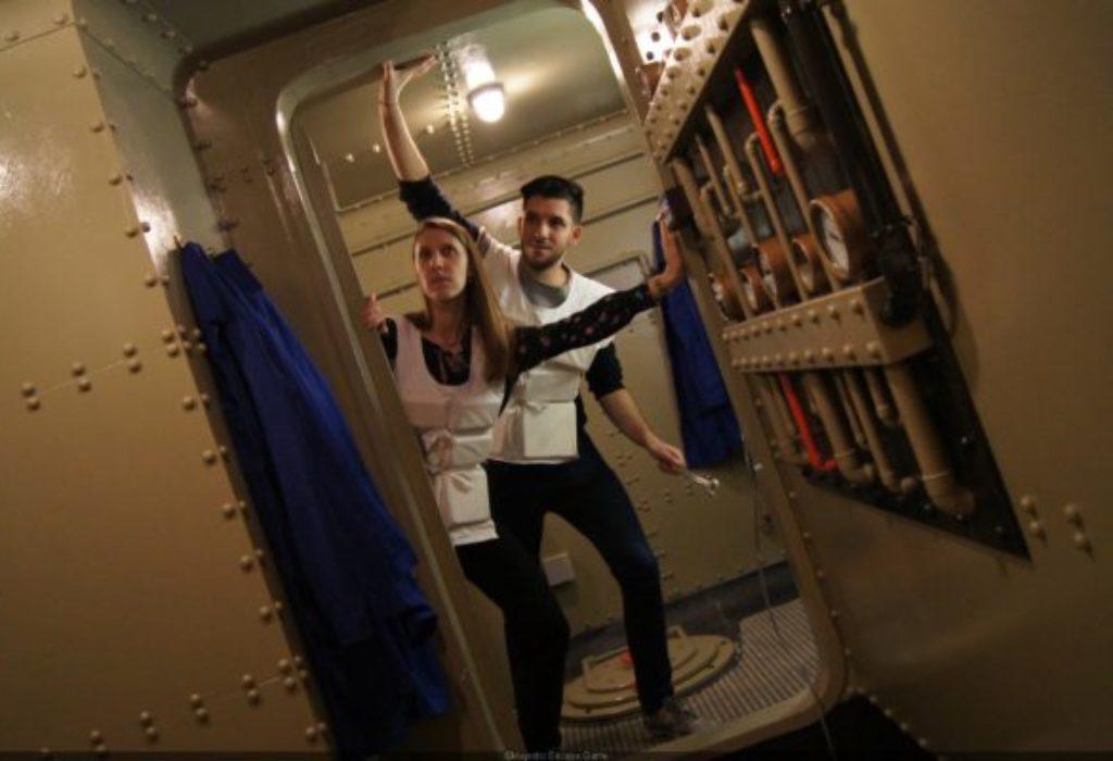 PARIZ : Doživite avanturu kao da ste preživeli Titanik