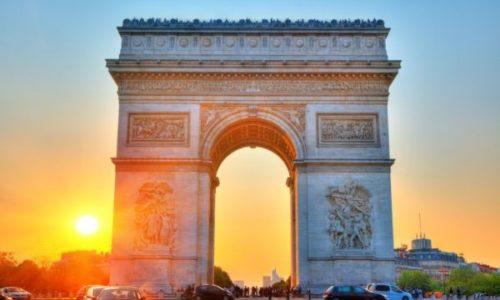 Beograd gradi Trijmfalnu kapiju po ugledu na onu u Parizu?