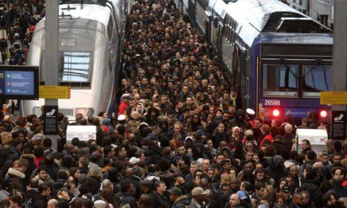 Pariz će sutra biti u blokadi zbog štrajka
