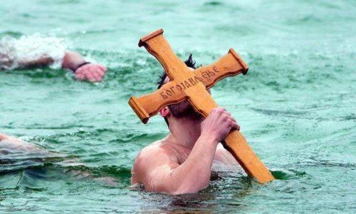 France : Les Serbes vont se baigner dimanche dans le lac pour l'Épiphanie orthodoxe